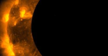كسوف حلقي للشمس يشاهد من بعض الدول العربية صباح الجمعة (15 كانون ثان 2010)