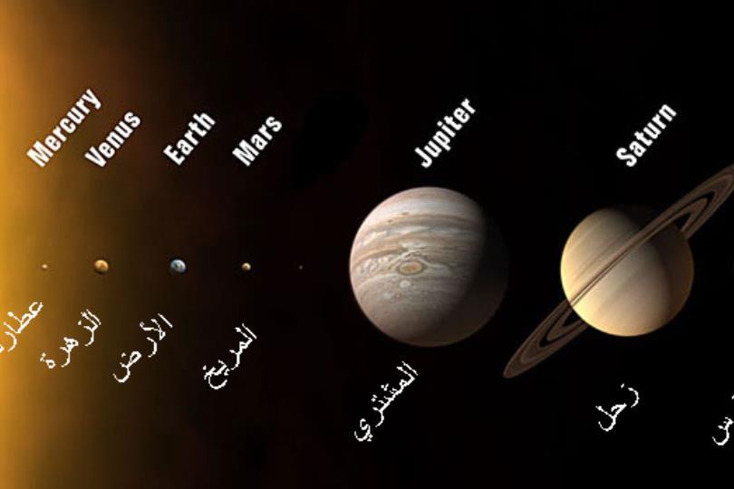 الآن: خمسة كواكب ترى بالعين المجردة