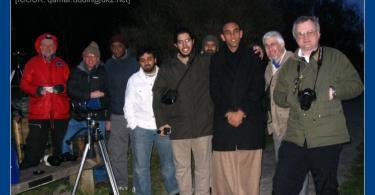 بيان المشروع الإسلامي لرصد الأهلة حول رؤية هلال شوال 1435 هـ