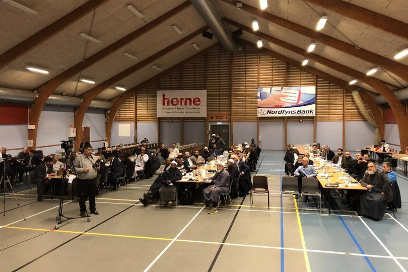 دعوة المركز لندوة مواقيت الصلاة في الدنمارك