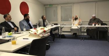 دعوة المركز لندوة مواقيت الصلاة في السويد