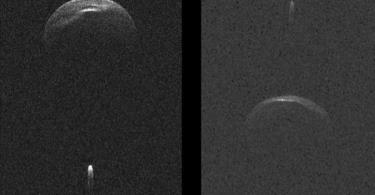 كويكب ثنائي من المجموعة الخطرة يمر بجانب الأرض فجر الأحد