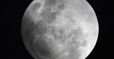 العالم يشهد خسوف شبه ظل للقمر مساء الجمعة 10 يناير 2020