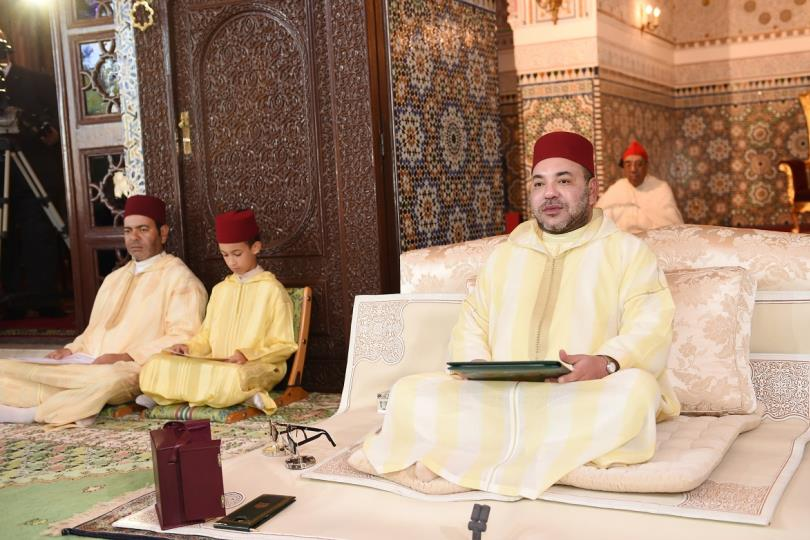 مركز الفلك الدولي يحاضر حول رؤية الهلال بحضرة ملك المغرب