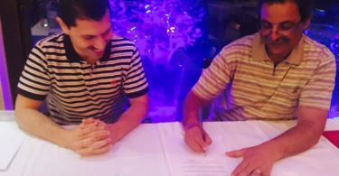 توقيع اتفاقية تعاون مع  مرصد أوكايمدن
