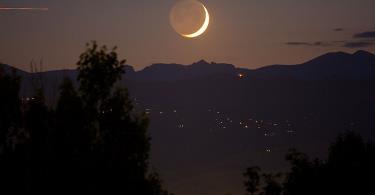 الإثنين 15 مارس 2021م غرة شهر شعبان باعتماد رؤية الهلال