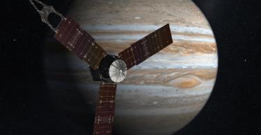 ناسا تكشف عن مركبة المشتري