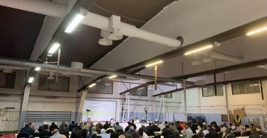مؤتمر مواقيت الصلاة في السويد